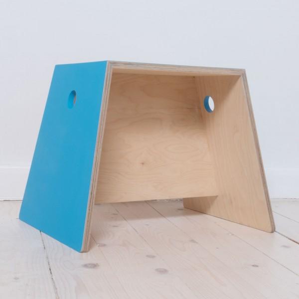 Hocker sud0021 blau